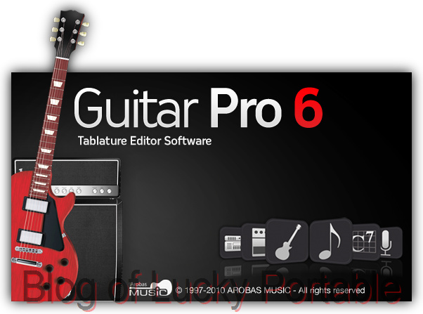 Arobas Guitar Pro v6.0.9 r9934 Multilingual Portable