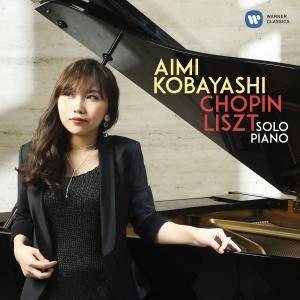 Aimi Kobayashi - Chopin: Piano Sonata No. 2 - Liszt: Dante Sonata & 3 Petrarch Sonnets (2018)