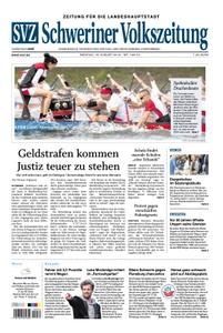 Schweriner Volkszeitung Zeitung für die Landeshauptstadt - 19. August 2019