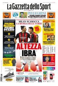La Gazzetta dello Sport Bologna - 17 Aprile 2021