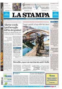La Stampa Imperia e Sanremo - 15 Febbraio 2018