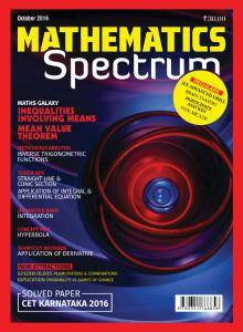 Spectrum Mathematics - October 2016
