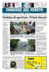 Corriere del Veneto Padova e Rovigo – 19 maggio 2020