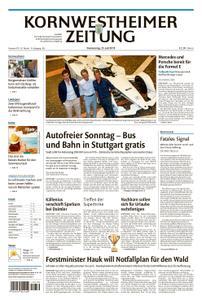 Kornwestheimer Zeitung - 25. Juli 2019