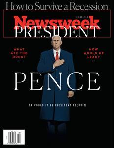Newsweek USA - October 25, 2019