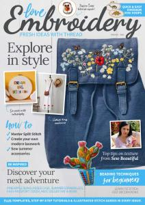 Love Embroidery - Issue 15 - June 2021