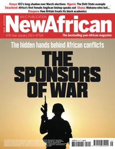 New African - January 2013