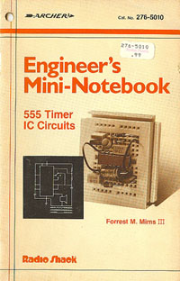 Engineer's Mini-Notebook - 555 Timer IC Circuits
