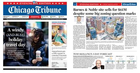 Chicago Tribune Evening Edition – November 27, 2019