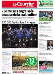 Le Courrier de l'Ouest Angers – 09 septembre 2019
