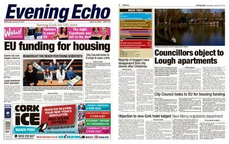 Evening Echo – January 10, 2018