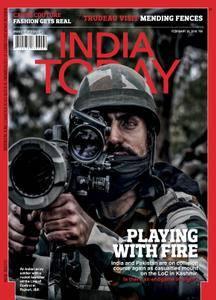 India Today - February 26, 2018