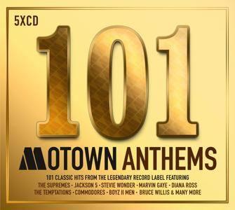 VA - 101 Motown Anthems (2017)