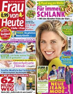Frau von Heute – 30. April 2020
