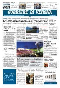 Corriere di Verona - 8 Ottobre 2017