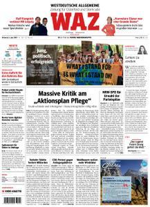 WAZ Westdeutsche Allgemeine Zeitung Oberhausen-Sterkrade - 05. Juni 2019