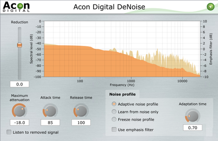 Acon Digital Restoration Suite v1.8.0 WiN / OSX