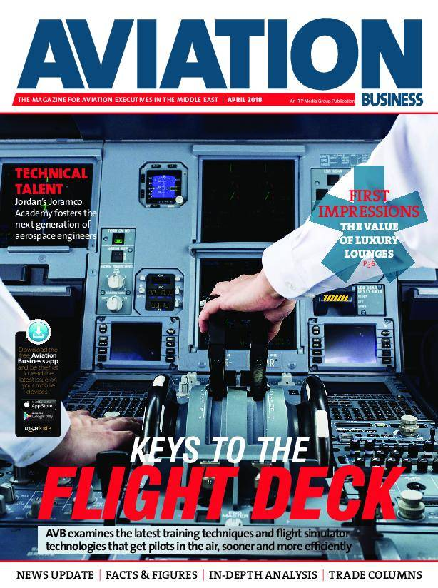 Aviation Business – April 2018