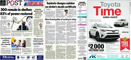 The Guam Daily Post – September 14, 2018