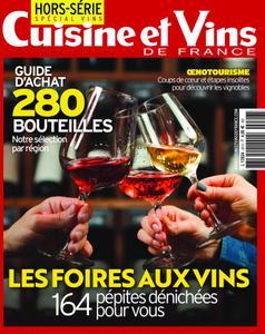 Cuisine et Vins de France - août 2021