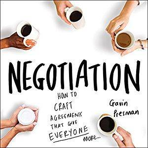 Negotiation [Audiobook]