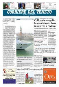 Corriere del Veneto Padova e Rovigo - 11 Gennaio 2018