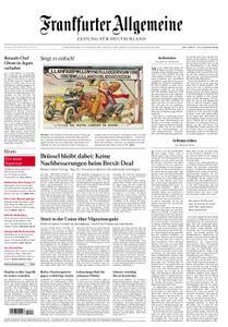 Frankfurter Allgemeine Zeitung F.A.Z. - 20. November 2018