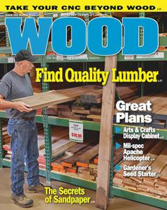 WOOD Magazine - March 01, 2019