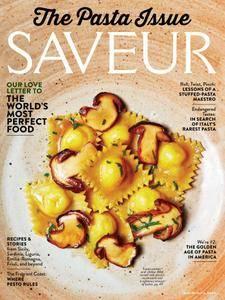 Saveur - October-November 2017