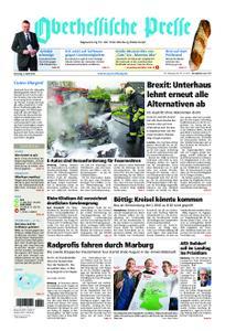 Oberhessische Presse Marburg/Ostkreis - 02. April 2019