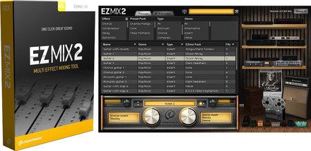 Toontrack EZmix 2 v2.1.4 WiN / OSX