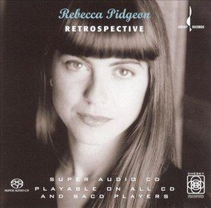 Rebecca Pidgeon - Retrospective (2003) MCH PS3 ISO + Hi-Res FLAC