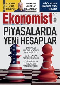 Ekonomist – 21 Ekim 2019
