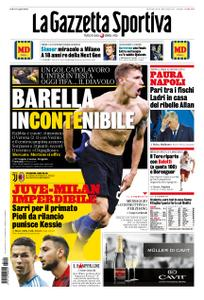 La Gazzetta dello Sport – 10 novembre 2019