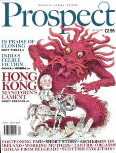 Prospect Magazine - April 1997
