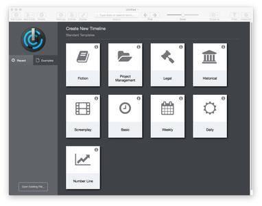 Aeon Timeline 2.2.6 Mac OS X