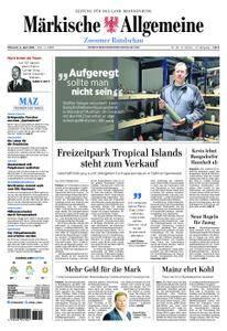 Märkische Allgemeine Zossener Rundschau - 04. April 2018