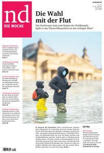 Neues Deutschland - 24 Juli 2021