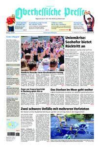 Oberhessische Presse Hinterland - 02. Juli 2018