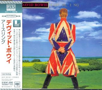 David Bowie - Earthling (1997)[Japanese Blu-spec CD2]
