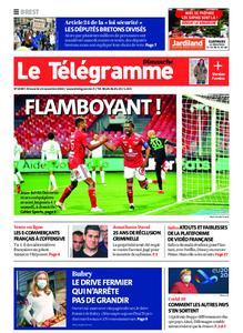 Le Télégramme Brest – 22 novembre 2020