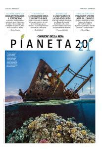Corriere della Sera - Pianeta 2021