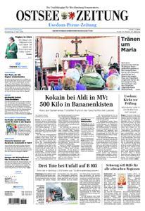 Ostsee Zeitung Wolgast - 04. April 2019
