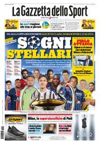 La Gazzetta dello Sport Roma – 20 ottobre 2020
