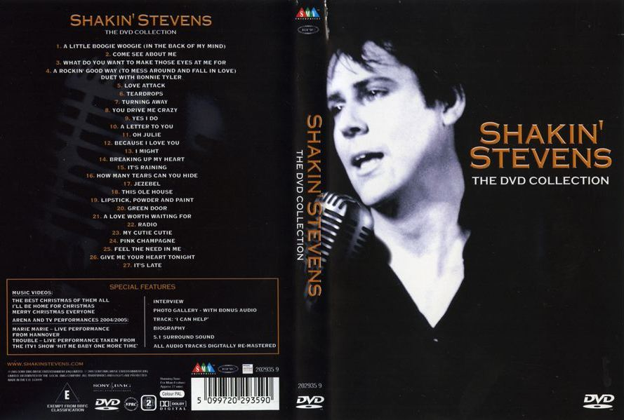 Shakin' Stevens - The DVD Collection (2005)
