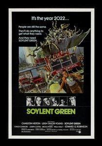 Soylent Green [Soleil Vert] 1973 Repost