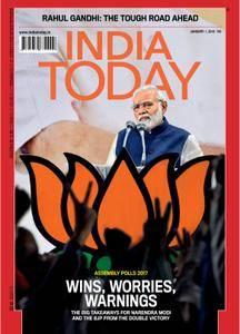 India Today - January 01, 2018