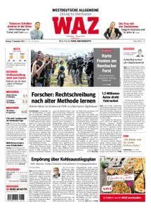 WAZ Westdeutsche Allgemeine Zeitung Oberhausen-Sterkrade - 17. September 2018