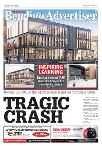 Bendigo Advertiser - June 8, 2019