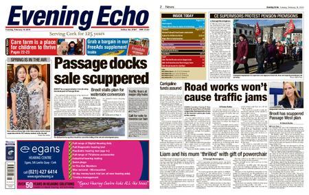 Evening Echo – February 19, 2019